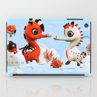 Sea Love iPad Case
