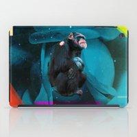 Space Chimp iPad Case