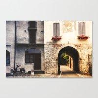 Bergamo Canvas Print