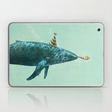 Party Whale  Laptop & iPad Skin