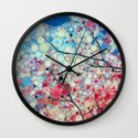 Positive Energy 2 Wall Clock