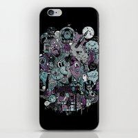 Supernature In The City … iPhone & iPod Skin