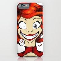 Little Mad Alice iPhone 6 Slim Case