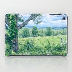 Never Ending Field iPad Case