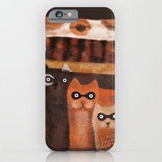 Cat Burglars iPhone 6 Slim Case