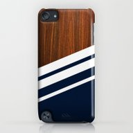 Wooden Navy iPod touch Slim Case