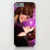 Star Wars, Han & Leia The Empire Strikes Back iPhone 6 Slim Case