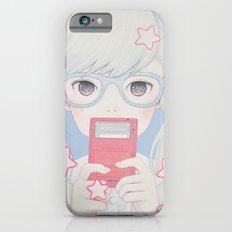 Gamegirl Girl Play With … iPhone 6 Slim Case