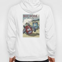 Hot Rods and Racing Cars No.26 Hoody
