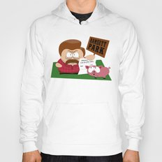 South Parks and Rec Hoody