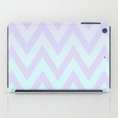 Pastel Fade Chevron iPad Case