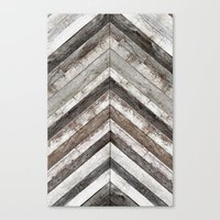 Canvas Print featuring Angle by Travis Weerts