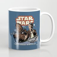 Chewie, We're Home Mug