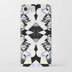 Graphic Zebra  iPhone 7 Slim Case