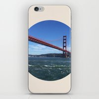 Bay Love iPhone & iPod Skin