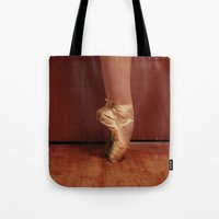 Pointe Tote Bag