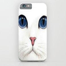 Cat face. Slim Case iPhone 6s