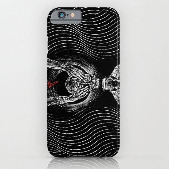 """Afraid of Heights"" by Matthew Vidalis iPhone & iPod Case"