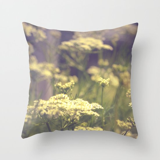 Driven to Distraction Throw Pillow