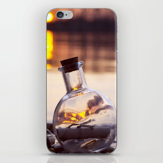 Fire Inside  iPhone & iPod Skin