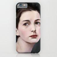 iPhone & iPod Case featuring Fantine by Joe Tin Illustration