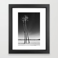 Vogue Coast Framed Art Print