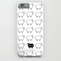 Stand Out From The Crowd iPhone 6s Slim Case