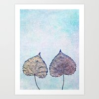 winterlove Art Print