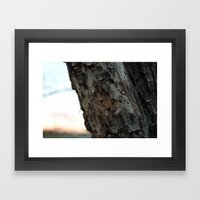 Metal and Wood Framed Art Print