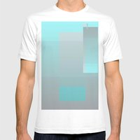 Face Mens Fitted Tee White SMALL