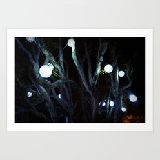 Light Up My Life Art Print