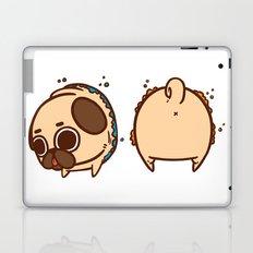 Puglie, the cake is a lie! Laptop & iPad Skin