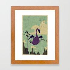 I Got this! Framed Art Print