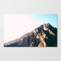 Canvas Print featuring Big Cottonwood Canyon by Keaten Abbott