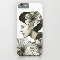 iPhone Cases featuring ride by Laura Graves