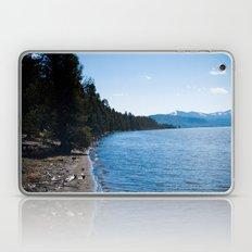 Lake Yellowstone Laptop & iPad Skin