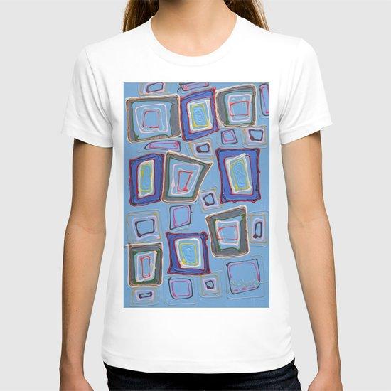 Newport Blue T-shirt