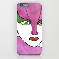 iPhone & iPod Case featuring Cora (previous age) by Federico Faggion