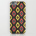 Zig Zag Ikat iPhone & iPod Case