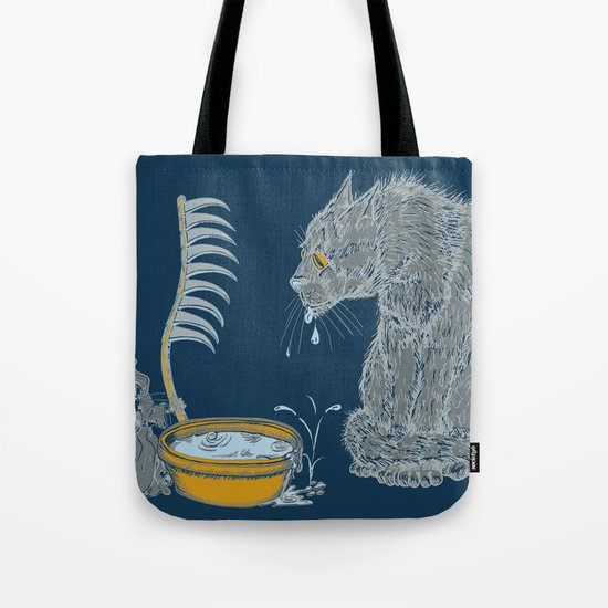The Rat Reaper Tote Bag