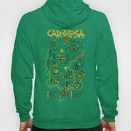 Welcome To Carcosa Hoody