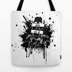 GuessWho? *remastered* Tote Bag