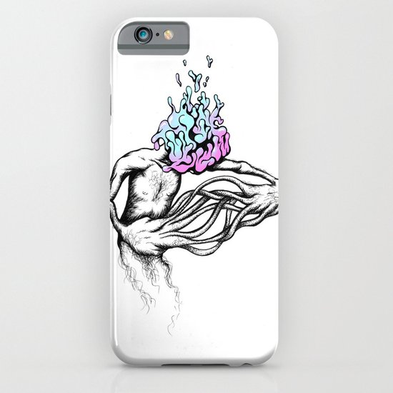 Gathering My Thoughts for the Night iPhone & iPod Case