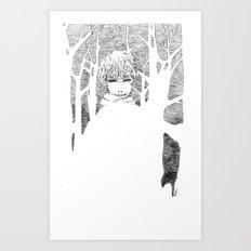 wanderland Art Print