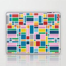 Stained Glass W Laptop & iPad Skin