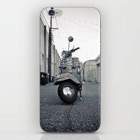 Urban Vespa iPhone & iPod Skin