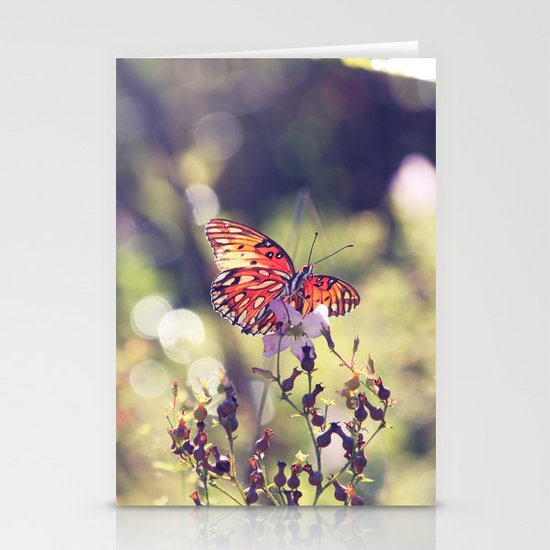 I Dream of Wings Stationery Card