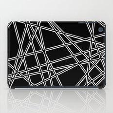 To The Edge Black #2 iPad Case