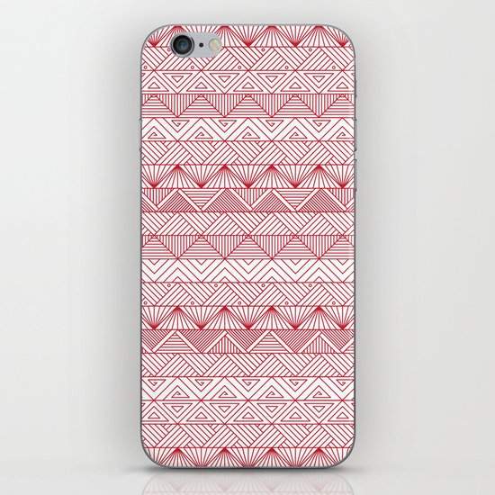 Triangle Trip iPhone & iPod Skin