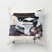 BCKP13 Throw Pillow